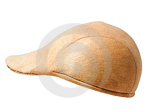 Brown Cap Royalty Free Stock Photo - Image: 17075935