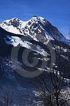 Alps 5 Royalty Free Stock Photography - Image: 17076017
