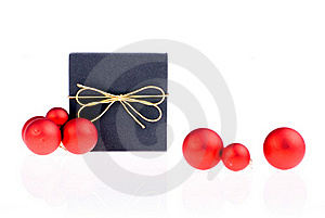Gift. Royalty Free Stock Photography - Image: 17076437