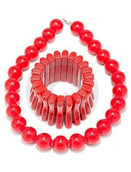 Beads Royalty Free Stock Photo - Image: 17076595