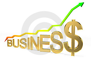 Success Diagram Royalty Free Stock Photography - Image: 17077837