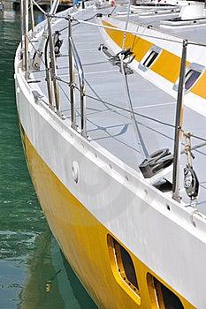 Schronienia Przerwy Jacht Obraz Royalty Free - Obraz: 17080526