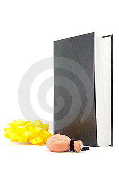 Book Is A Gift Of Knowldge Stock Photography - Image: 17082662
