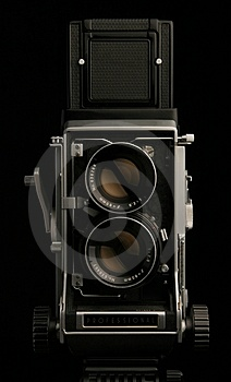 Vintage Camera front