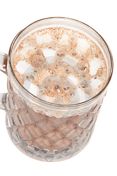 Hot Cocoa With Marshmallows Stock Photo - Image: 1711870