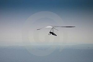 Hang Glider Soaring Royalty Free Stock Image - Image: 1714416