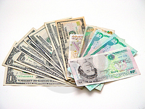 Miscellaneous Currency Royalty Free Stock Photography - Image: 1716177