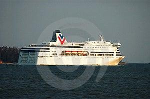 Ταχύπλοο σκάφος Στοκ Εικόνες - εικόνα: 1717260