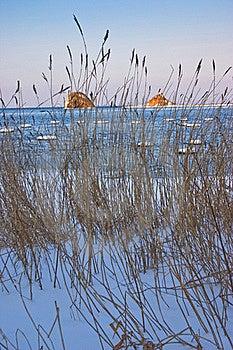 Winter Sea Stock Image - Image: 17106761