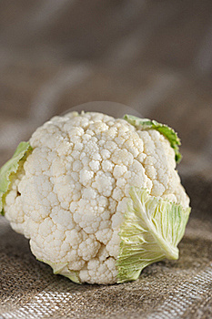 Fresh Cauliflower Stock Photo - Image: 17109470