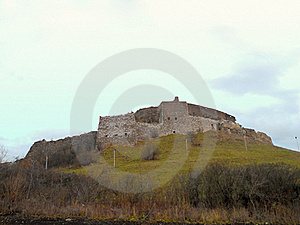 Ancient Fortification Royalty Free Stock Photo - Image: 17110905
