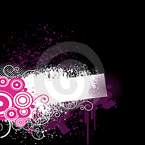 Retro Grunge Background Royalty Free Stock Photo - Image: 17138755