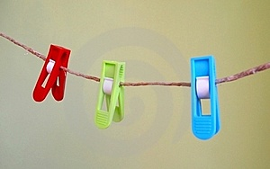 Clips Royalty Free Stock Photos - Image: 17142408