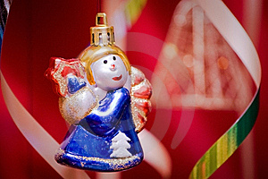 Christmas Angel Royalty Free Stock Images - Image: 17143909