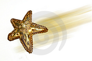 Gold Star Stock Photo - Image: 17165670