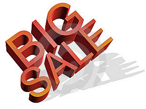 Big Sale Stock Photography - Image: 17165672