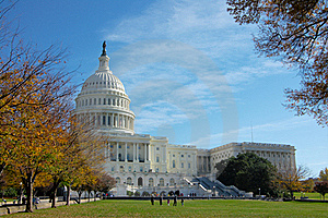 USA Capitol Building Stock Photo - Image: 17169850
