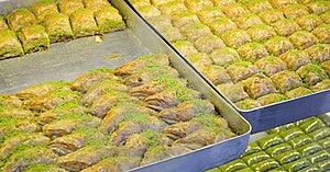 Turkish Baklava Royalty Free Stock Photo - Image: 17169895