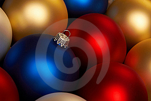 Christmas Balls Royalty Free Stock Photography - Image: 17177127