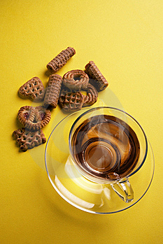 Cup Of Hot Tea Royalty Free Stock Photo - Image: 17177155
