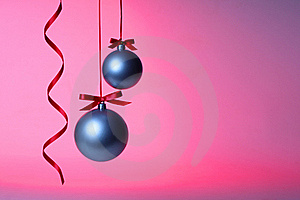 Christmas Balls Stock Images - Image: 17177724
