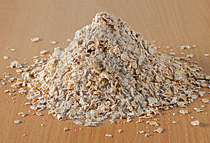 Oatmeal Royalty Free Stock Image - Image: 17178236
