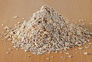 Oatmeal Royalty Free Stock Image - Image: 17178236