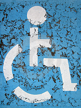 Handicap Icon Royalty Free Stock Image - Image: 17181986