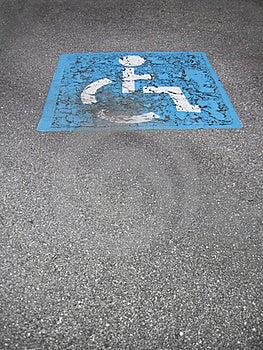 Handicap Icon Stock Photography - Image: 17181992