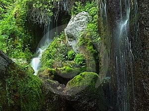 Bluff Falls 4 Stock Image - Image: 17182531