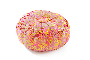 Thai Style Art Pillow Stock Photo - Image: 17185140