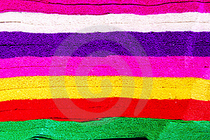 Colorful Spectrum Mulberry Paper Background Royalty Free Stock Photo - Image: 17185515