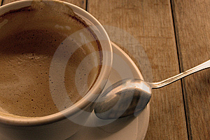 Cup Of Coffee Royalty Free Stock Photo - Image: 17187415