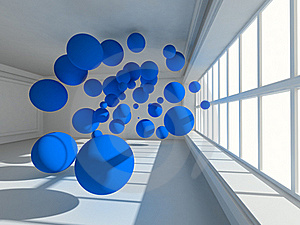 Empty Interior Stock Photography - Image: 17188112
