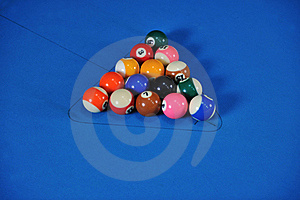 Young Man Play Pro Billiard Game Stock Images - Image: 17190074