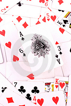 Ace Of Spades Royalty Free Stock Photo - Image: 17192655