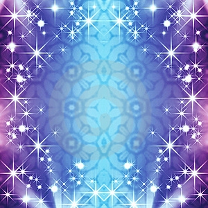 Starry Frame Stock Photo - Image: 17194010