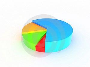 Round Diagram Stock Photo - Image: 17196680