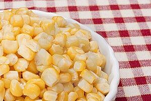 Canned Corn Stock Image - Image: 17197101