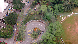 Hairpin Curve Stock Photography - Image: 1726062
