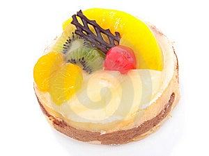 Low-calorie Fruit Cake Royalty Free Stock Photo - Image: 17202005