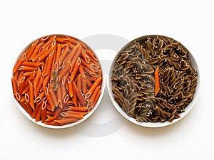 Chili And Garlic Macaroni Stock Photos - Image: 17202183