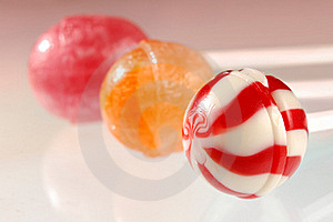 Lollipops Royalty Free Stock Photo - Image: 17203445