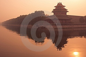 Reflections Of A Palace Stock Photos - Image: 17205783