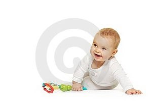 Adorable Baby Royalty Free Stock Photography - Image: 17209237