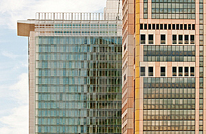 Glass Building Royalty Free Stock Photos - Image: 17210048