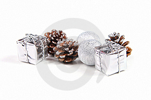 Christmas Decoration Objects Stock Photography - Image: 17212172