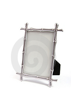 Blank Photo Frame Stock Photo - Image: 17212280