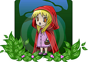 Classic Children's Stories - Red Riding Hood Stock Photos - Image: 17212703