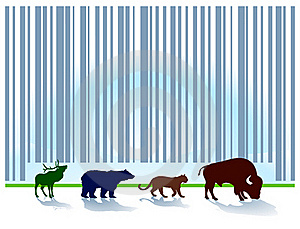 Wildlife Conservation Code Stock Image - Image: 17215901